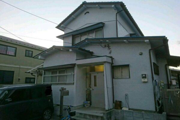 千葉市若葉区 屋根塗装・外壁塗装・付帯部塗装 (2)