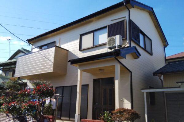 千葉市緑区 屋根塗装・外壁塗装・付帯部塗装 (3)