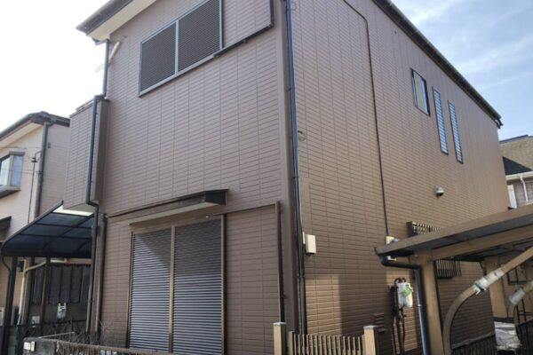 千葉市稲毛区 屋根塗装・外壁塗装・付帯部塗装 (6)