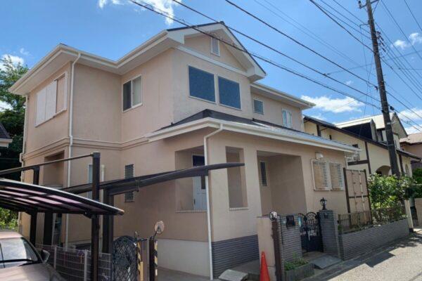 千葉県 加藤様 屋根塗装・外壁塗装・付帯部塗装 (4)