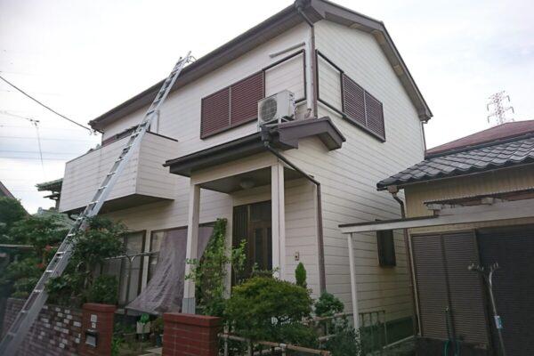 千葉市緑区 屋根塗装・外壁塗装・付帯部塗装 (2)