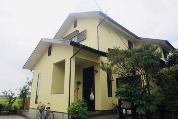 長生郡白子町 屋根塗装・外壁塗装・付帯部塗装 (4)