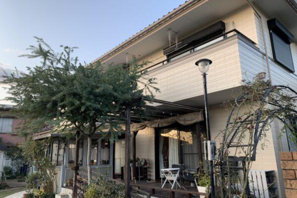 千葉市花見区 屋根塗装・外壁塗装・付帯部塗装 (4)