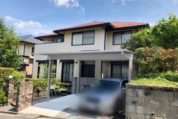 千葉市緑区 F様邸 屋根塗装・外壁塗装・付帯部塗装 (3)