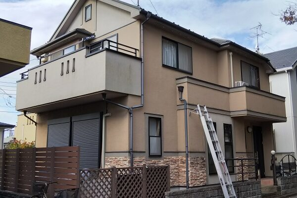 千葉県千葉市若葉区 I様邸 屋根葺き替え工事・外壁塗装・付帯部塗装 (3)