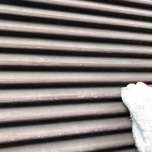 千葉県千葉市稲毛区 T様邸 屋根塗装・外壁塗装・防水工事 雨戸吹き付け塗装 ベランダ防水工事 (12)